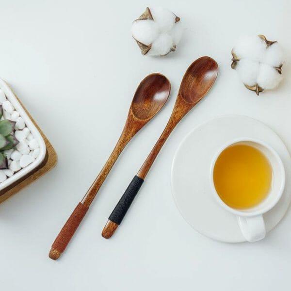 6 piece set coffee spoons