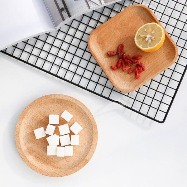 Mini square tray