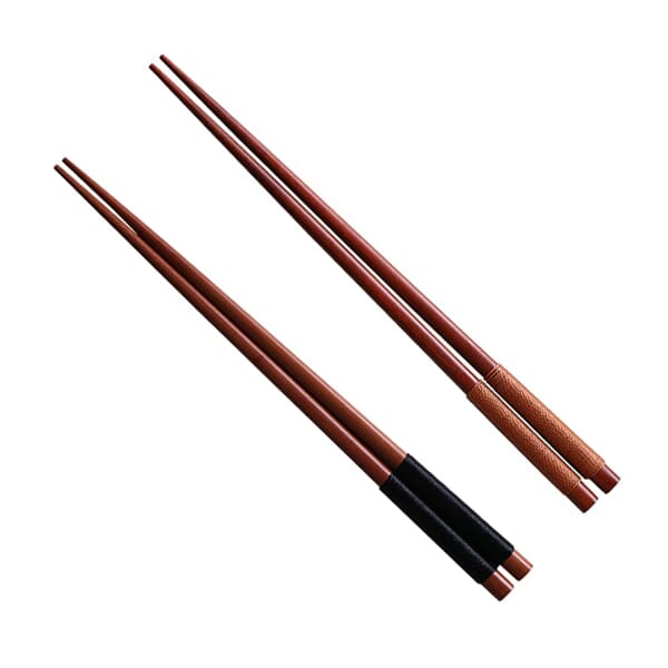 2 pairs of chopsticks